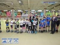 2013-02-17 (04) SKATE DIVISION in-line speedskating Kiev