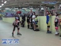 2013-02-17 (05) SKATE DIVISION in-line speedskating Kiev